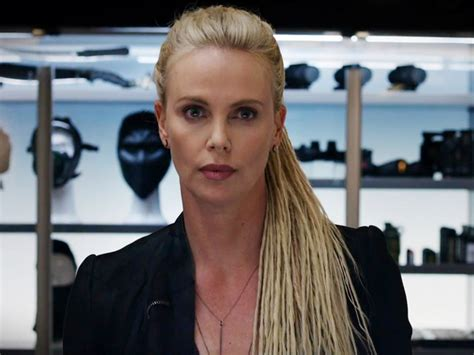 fast and furious 8 charlize theron is the new v charlize theron excited about playing first female anti