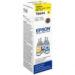 Tinta Original Epson T6644 Yellow 70ml epson tinta t6644 yellow imtec ba
