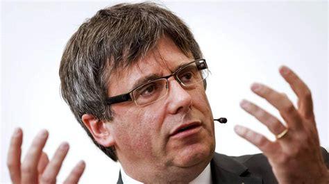 puigdemont in amsterdam puigdemont advierte a s 225 nchez de que la paciencia de la