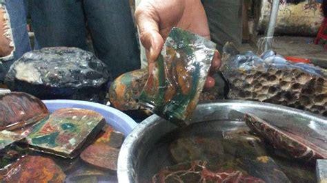 Batu Akik Dari Pulau Timor Akik10 pasar batu akik di ntt masih menggeliat panca warna makin