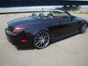 Lexus Sc430 Wheels Hipnotic Wheels Blaque Wheels About