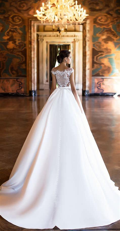 We Love: Milla Nova Bridal 2017 Wedding Dresses   Deer