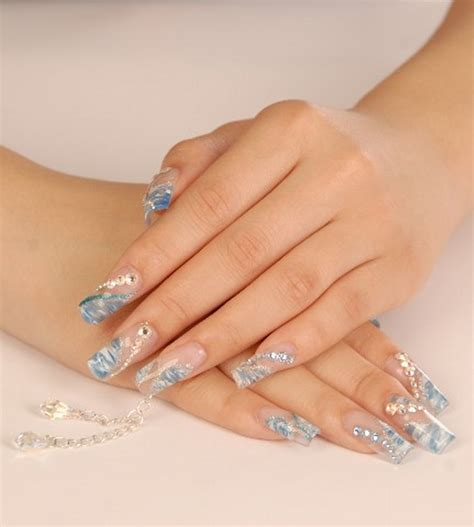 acrylic painting nails acrylic nail designs 2014 beautiful nail painting ideas