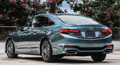 2018 acura rlx release date and prices cars release prices