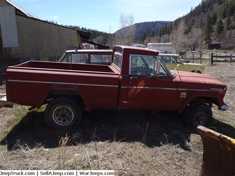 1970 Jeep J2000 Jeep 2 Osefon