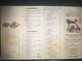 Szechuan Garden Knoxville by Szechuan Garden Menu 1 Szechuan Garden Restaurant