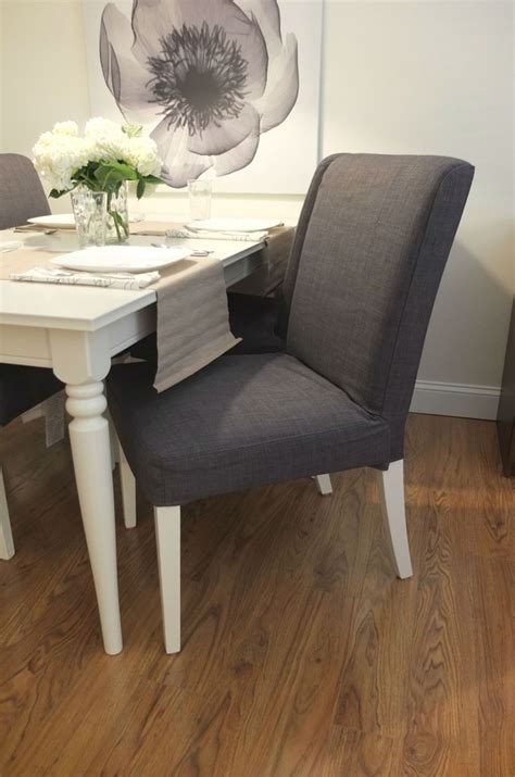 dining room chair covers ikea with a new dining area sandra is bound to entertain the