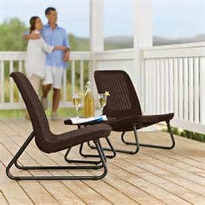 hayneedle patio furniture keter 3 patio set conversation patio sets at