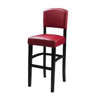 Linon Monaco Bar Stool by Linon Monaco Bar Stool 30 Inch Seat Height