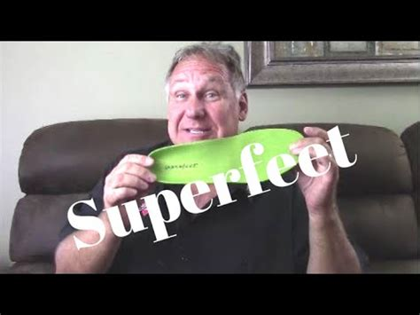 superfeet insoles green review youtube