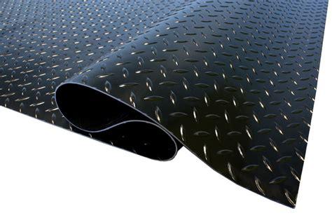 Rubber Floor Mat Roll by Nitro Rolls Premium Grade Vinyl Garage Floor Rolls