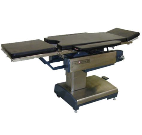 Surgical Table by Amsco 2080 Manual Used Surgical Table