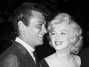 marilyn monroe, tony curtis and a secret love child