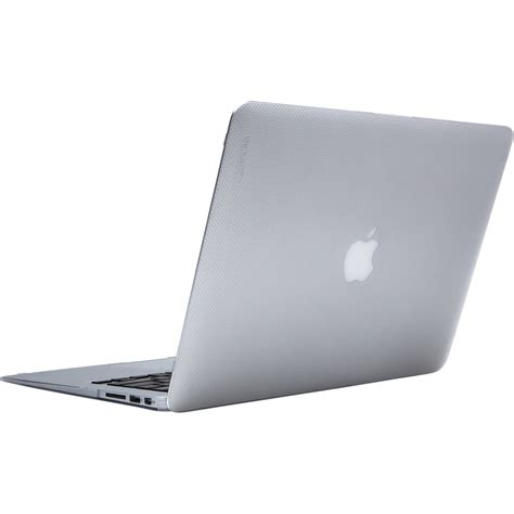 Incase Hardshell For Macbook Air 13 Dots Clear incase designs corp hardshell for macbook air cl60606 b h