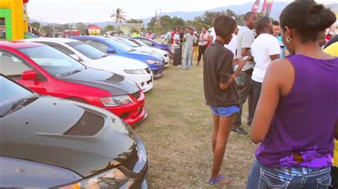 Out And About Nation 5 by Skunk Nation Roll Out To The Jamaica Motor Show