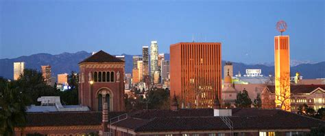 Mba Southern California by World Bachelor In Business Partnership With Usc School