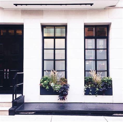 Black Exterior Windows Ideas Best 25 Black Windows Exterior Ideas On Pinterest Black Trim Exterior House Black Windows