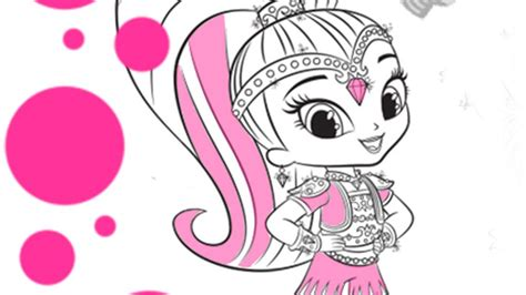 shimmer and shine coloring pages nick jr shimmer and shine shine colouring page