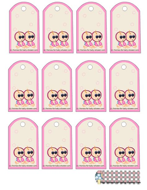 Printable Tags For Baby Shower by Black And White Printable Images Gallery Category Page 2
