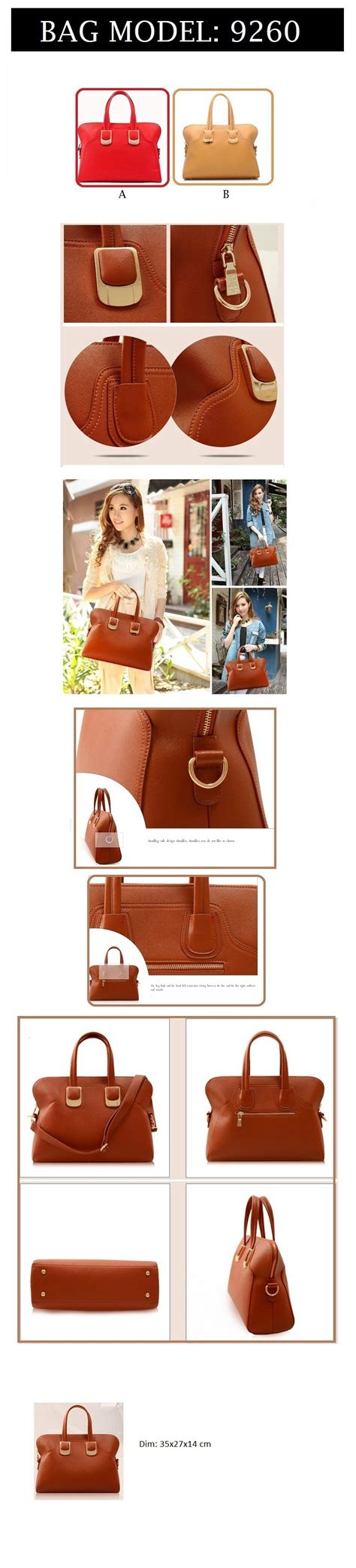 Bag Korea Po 40 whuffle medium assorted bags korean taiwan tote classic bag work bag premium pu