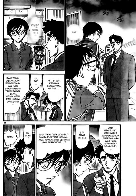 Komik Club comic detective conan indonesia chapter 707 gadis
