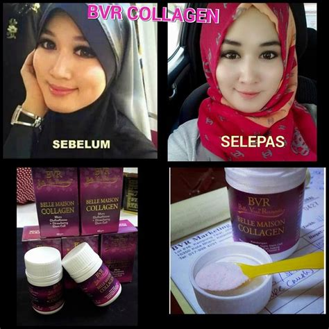 Collagen Bvr testimoni pengguna bvr collagen assalamualaikum