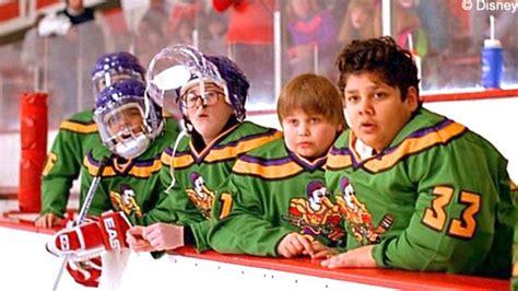 film disney hockey hockey quot disney style quot the mighty ducks all ears