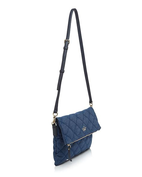 Kate Spade Andalucia Mini Plie Purse by Lyst Kate Spade New York Shoulder Bag Emerson Place