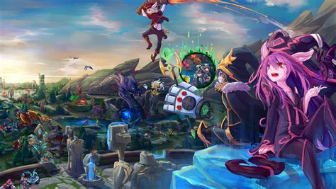 screen resizer mobile legend league of legends wallpapers hd desktop and mobile