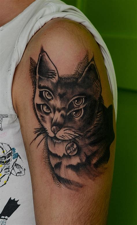 big cat tattoos cat tattoos designs ideas and meaning tattoos for you
