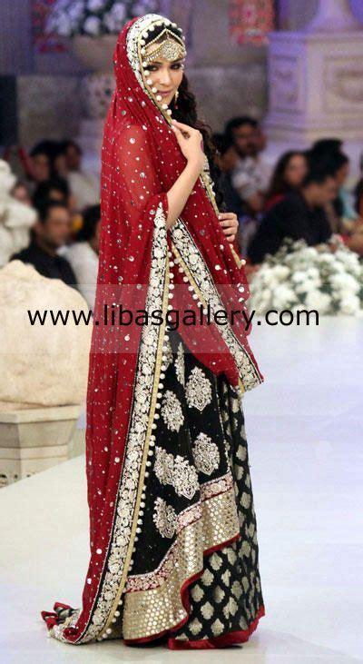 Top Pakistani Designer Zainab Chottani Bridal Dresses 2013