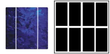 do solar panels reflect light what are the types of solar panels quora