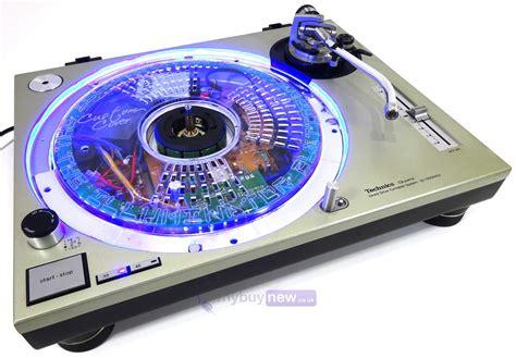 Sl1200 Turntable Dj technics sl1200 mk2 dj turntable whybuynew