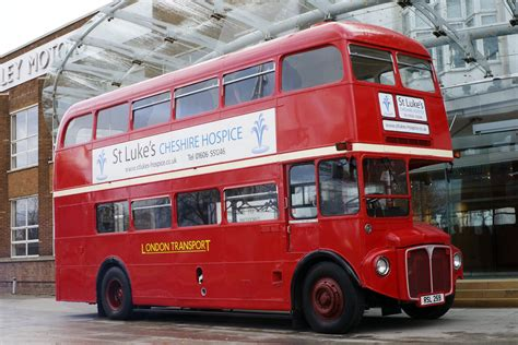 Bentley Renovates Double Decker London Bus for Charity