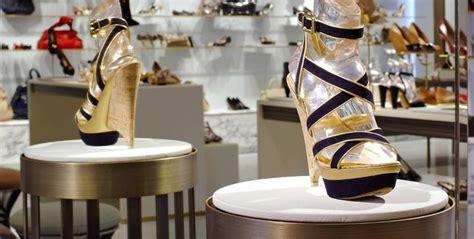 Harrods To Create A Shoe Boudoir by Harrods Shoe Salon By Shed Store Design