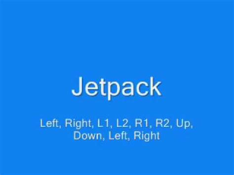 cheats grand theft auto vice city stories ps2 jetpack