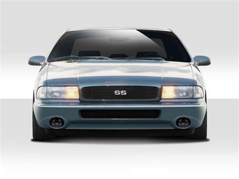 2003 chevy impala front bumper 1991 1996 chevrolet impala caprice duraflex bt 1 front