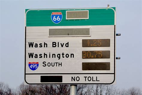 Survey: I-66 commuters say tolls, hours changes not ... I 66 Hov Hours