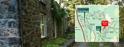 sty adventure maps coed y brenin mountain biking accommodation near forest mtb centre