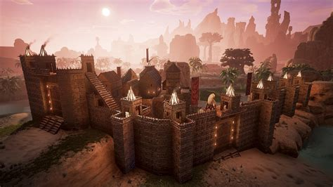 Conan Exiles   Slave System Updates and Cities Full of Life