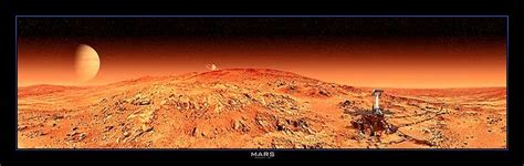 what does a landscaper do mars surface photos real pics about space