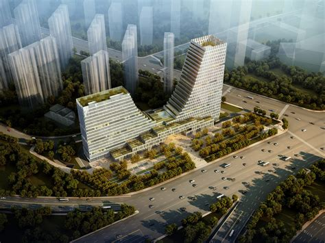 Best House Plan Software construction begins on udg china s nanjing office tower