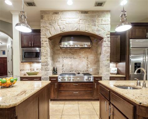 stone kitchens design 28 stone walled kitchen designs decorating ideas