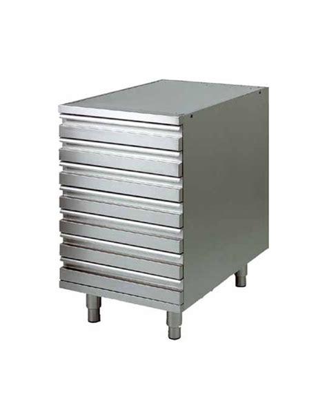 cassettiera 7 cassetti cassettiera per contenitori impasti pizza n 176 7 cassetti cm