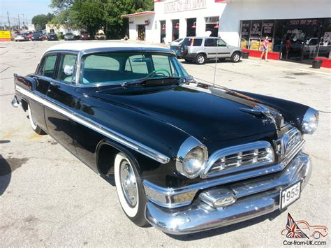 1955 Chrysler New Yorker Deluxe by 1955 Chrysler New Yorker Deluxe