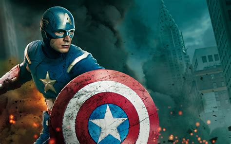 wallpaper of captain america movie the avengers movie 2012 in captain america wallpapers