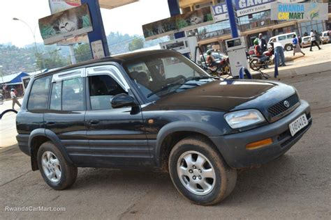 Toyota Rav4 For Sale Used Toyota Mpv 1996 Rav4 For Sale Rwanda Carmart