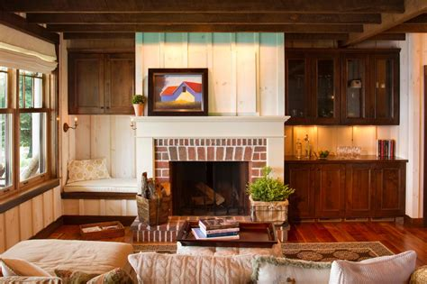 Living Room With Brick Fireplace Living Room Decorating And Design Ideas With Pictures Hgtv