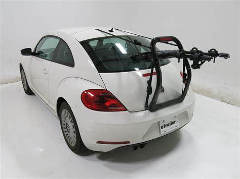 volkswagen beetle yakima fullback  bike rack trunk mount adjustable arms