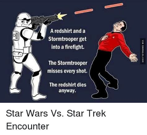 Star Wars Star Trek Meme - 25 best memes about star wars vs star trek star wars vs